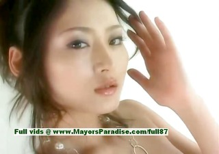 risa aian blameless asian cutie is speaking about