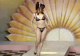 asian lingerie catwalk 8